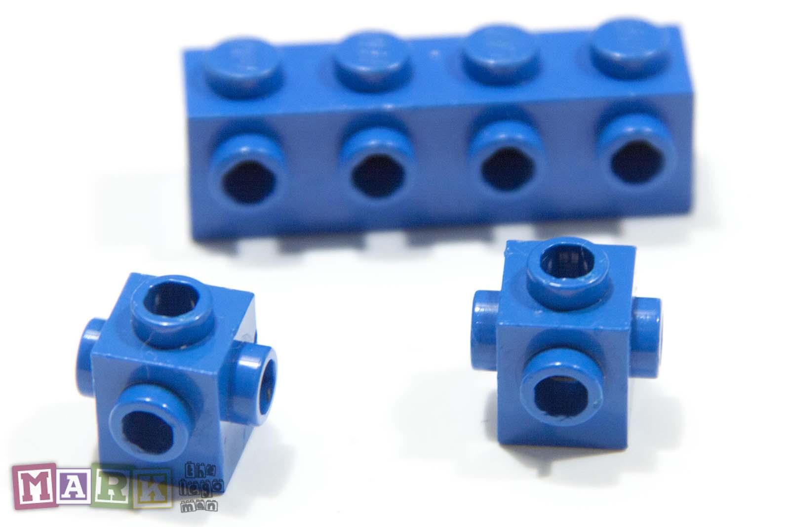Rare Lego Blue Stud Bricks Job Lot 4733 30414 | Mad About ...