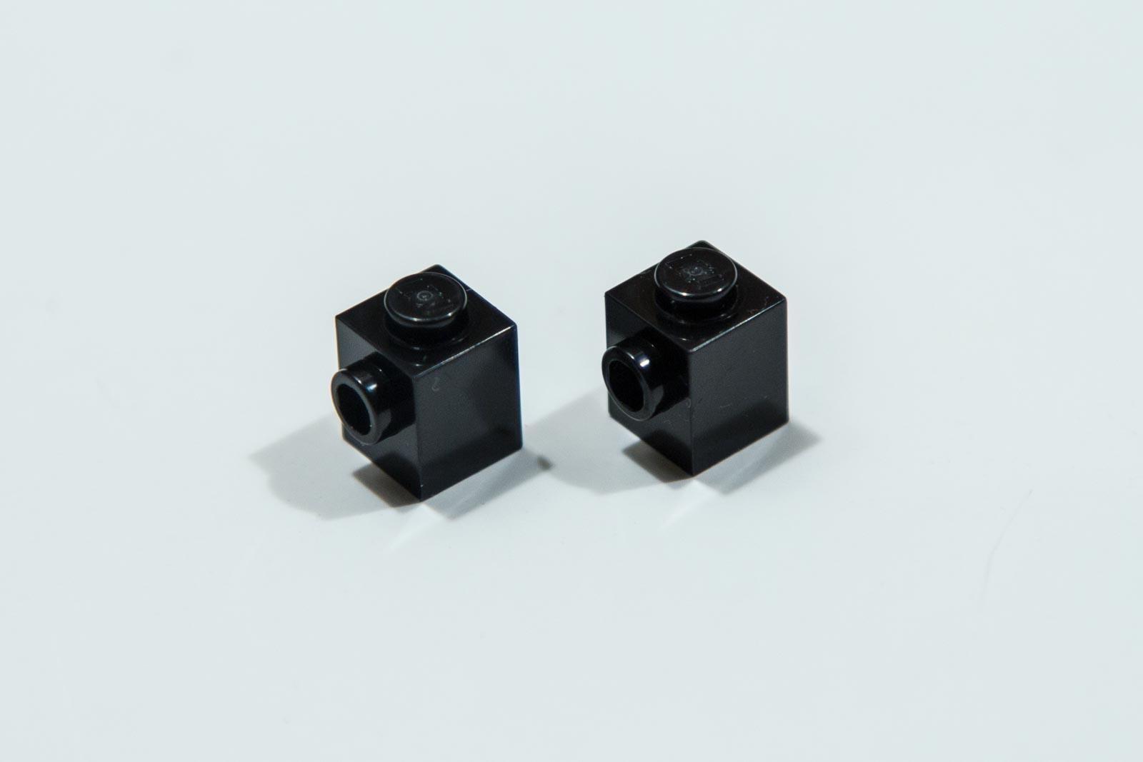 NEW Lego 87087 1×1 2x Brick With 1 Knob 4558954 | Mad ...