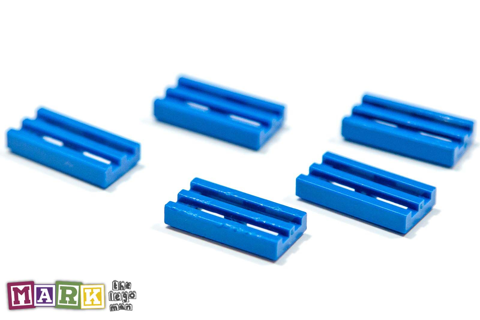 Lego Radiator pack of 5 lego 2412 1×2 radiator grille 241223 | mad about bricks