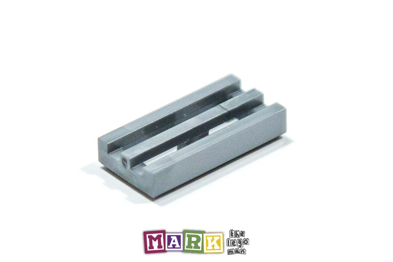 Lego Radiator new lego 2412 silver metal radiator grille 1×2 4619636 | mad about