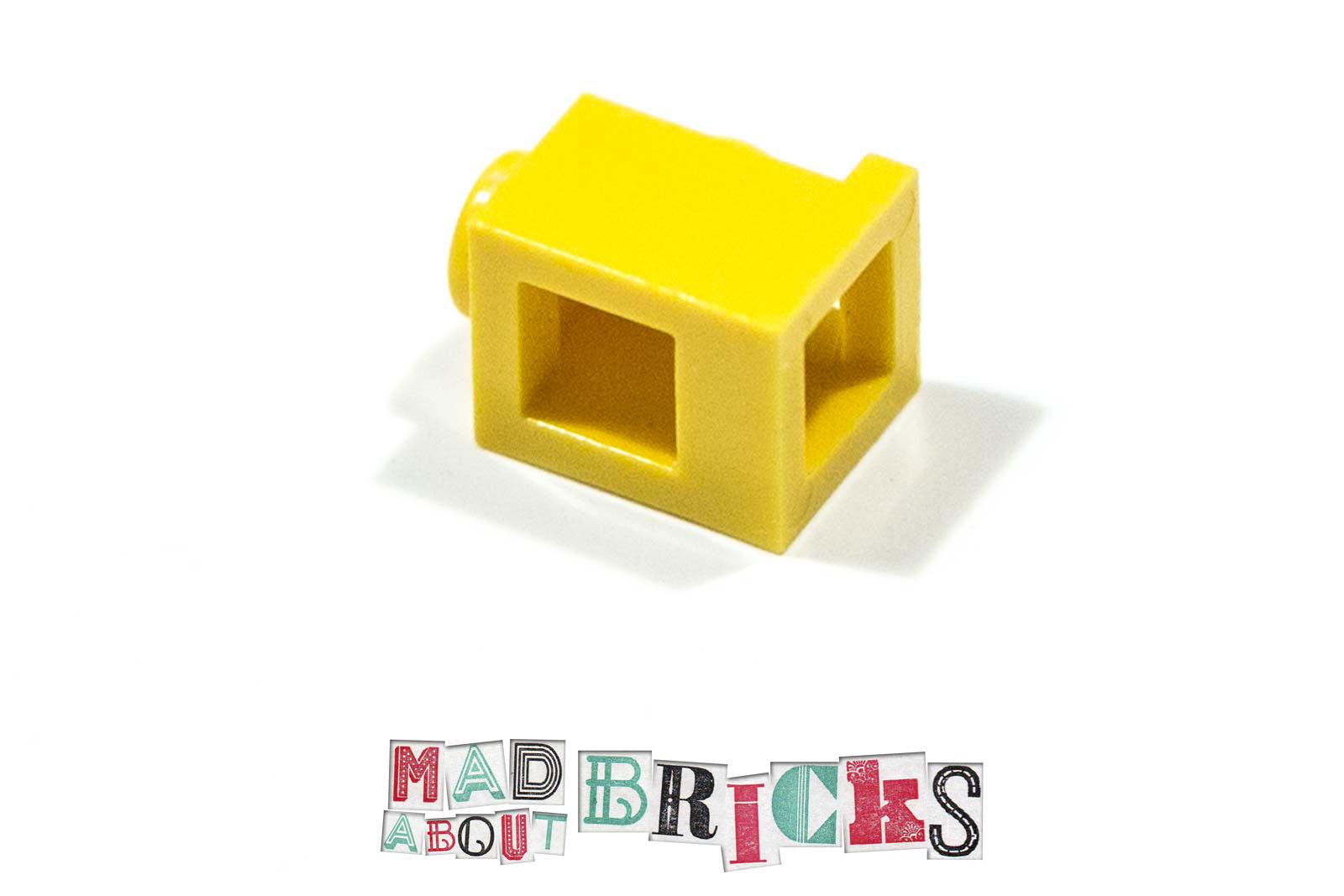 Used Lego 4070 1x1 Angular Brick 407024 | eBay
