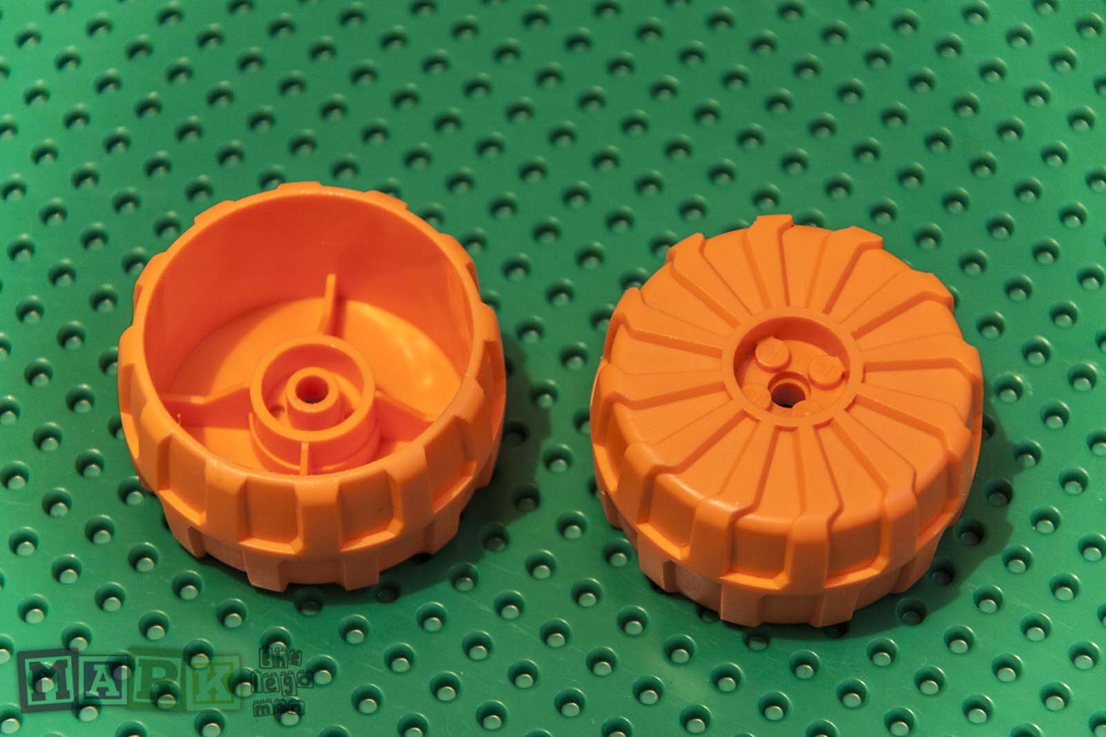 Lego Wheel 2515 Set