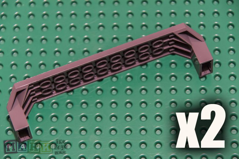 Lego Spare Part 30296 Mudguard Arch
