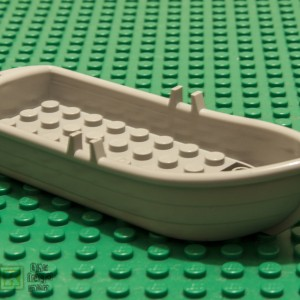 Lego 2551 Rowing Boat Spare Part