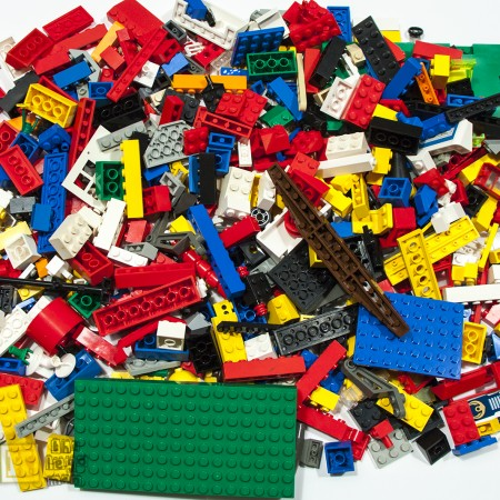 Used Lego Mixed Bricks Plates Parts 1000 grams 1 kg For Sale Worldwide