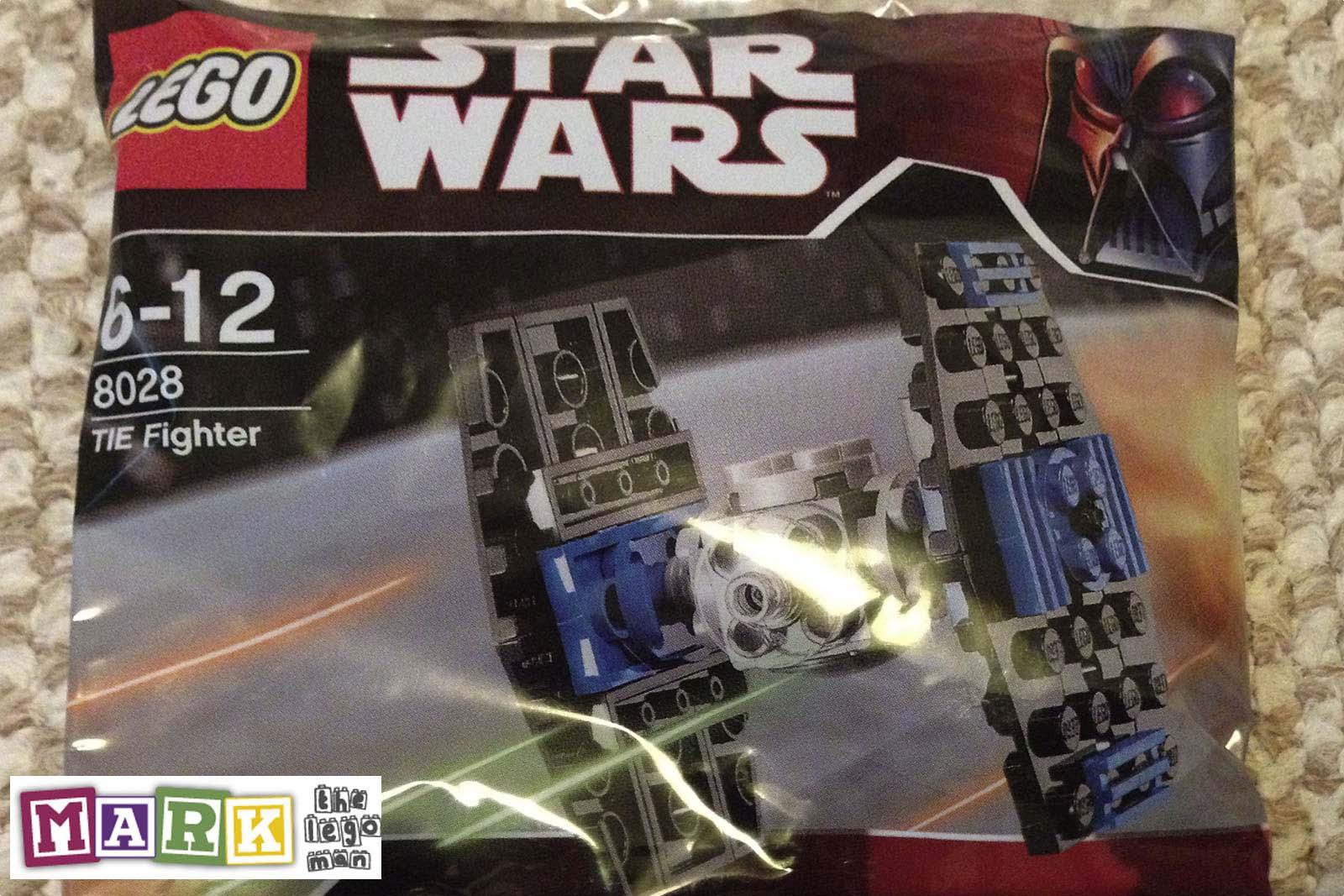 Lego Star Wars 8028 New Bagged