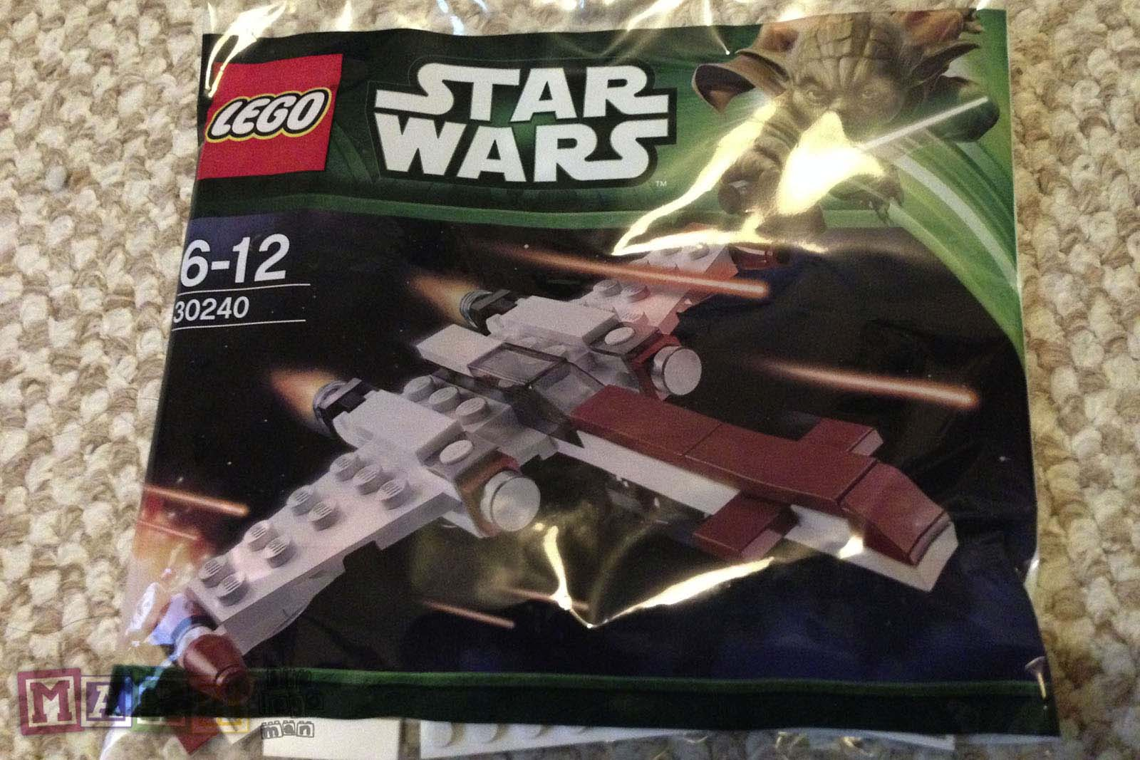 Lego 30240 Star Wars Z 95 Headhunter New Sealed Bag
