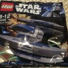 Lego 30055 Vulture Droid New Sealed Bag