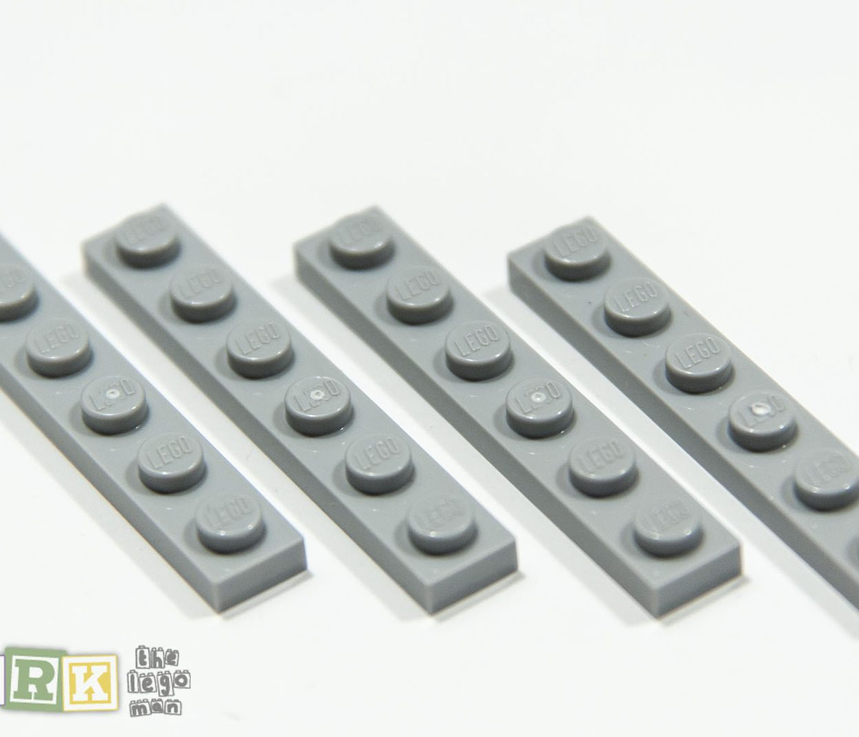 NEW Lego 3666 4x Plate 1x6 4211438