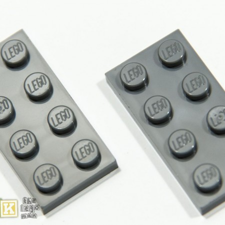 NEW Lego 3020 2x Plate 2x4 4211065