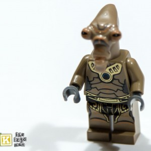 NEW Lego Star Wars minifig - Geonosian Warrior