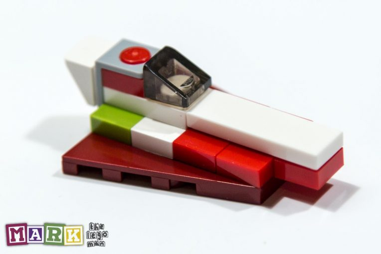 NEW Lego Star Wars Micro Ship Jedi Starfighter