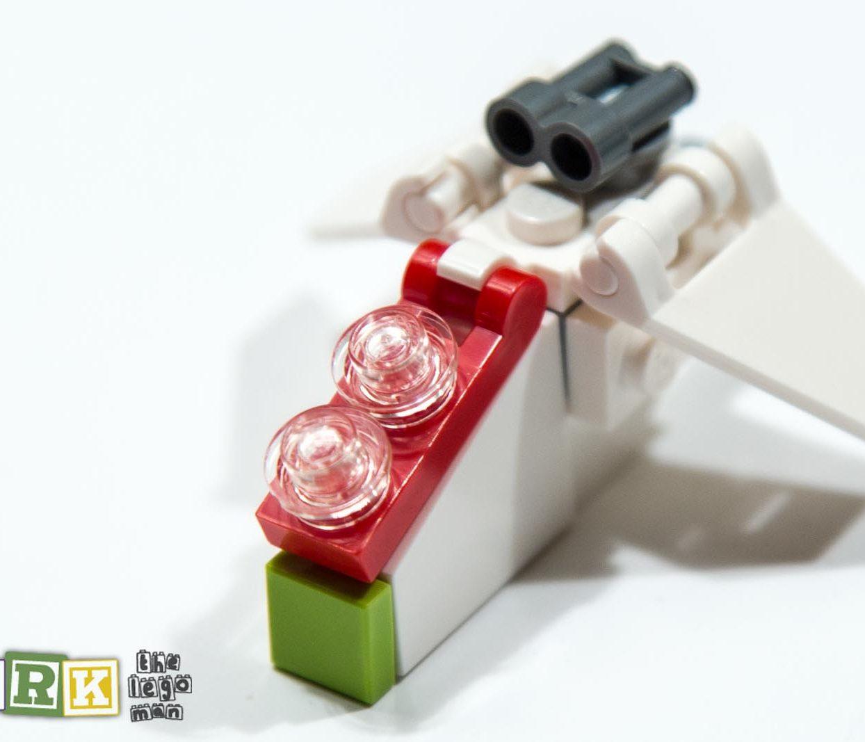 NEW Lego Star Wars Micro Ship Republic Gunship