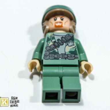 NEW Lego Star Wars minifig Endor Rebet Trooper