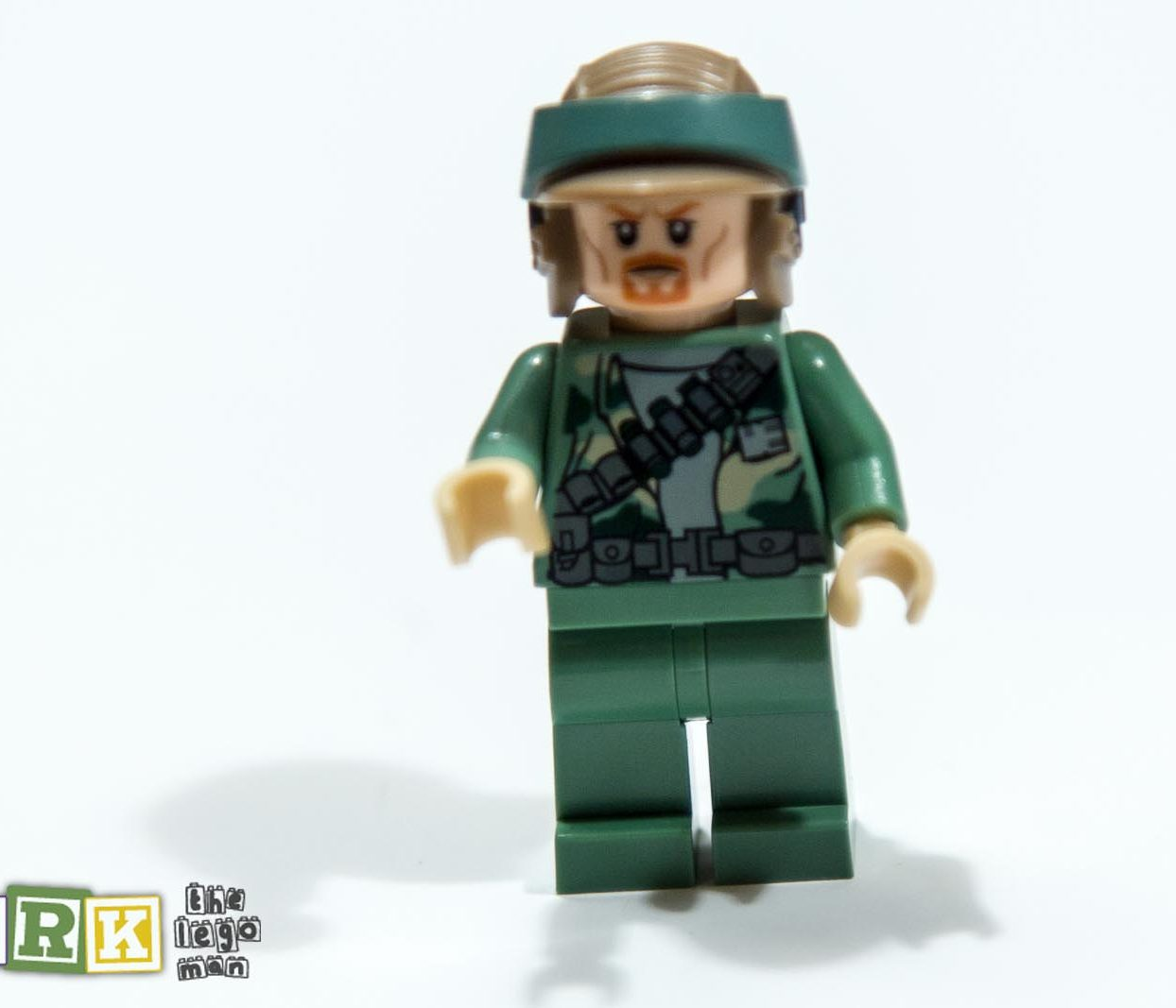NEW Lego Star Wars minifig Endor Rebet Trooper
