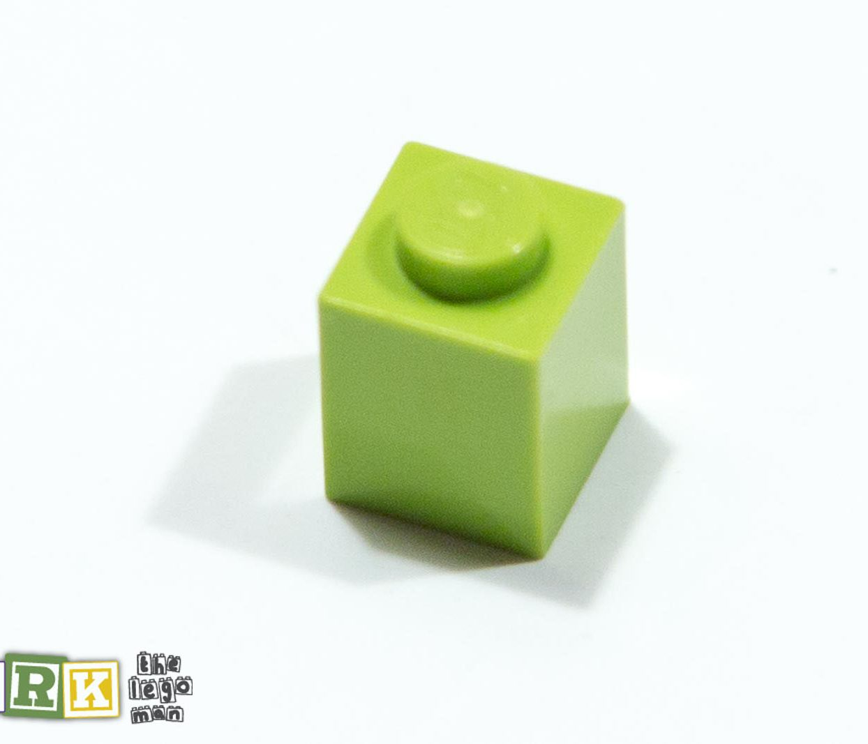 4220634 3005 Bright Yellow Green 1x1 Brick