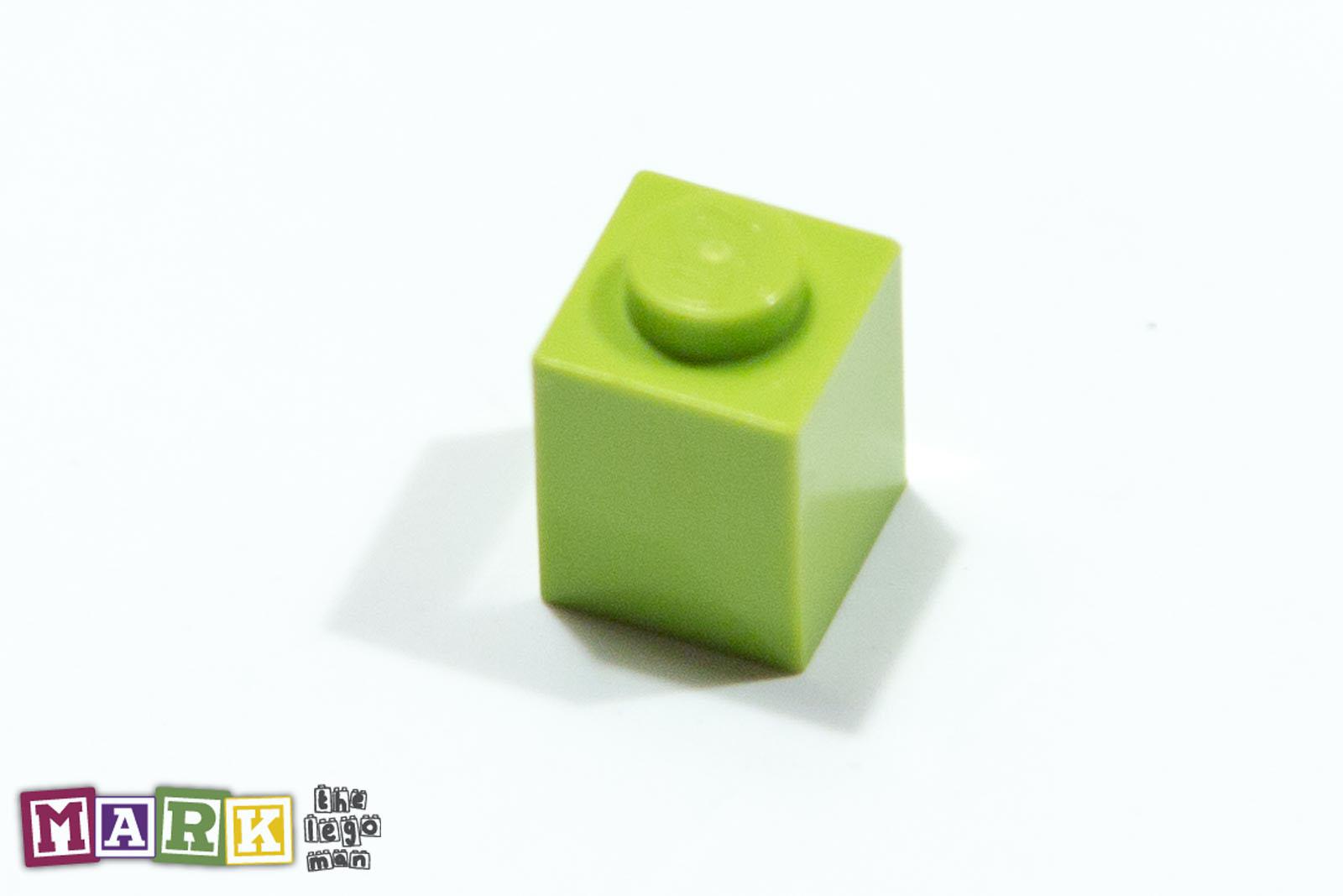 4220634 3005 Bright Yellow Green 1x1 Brick