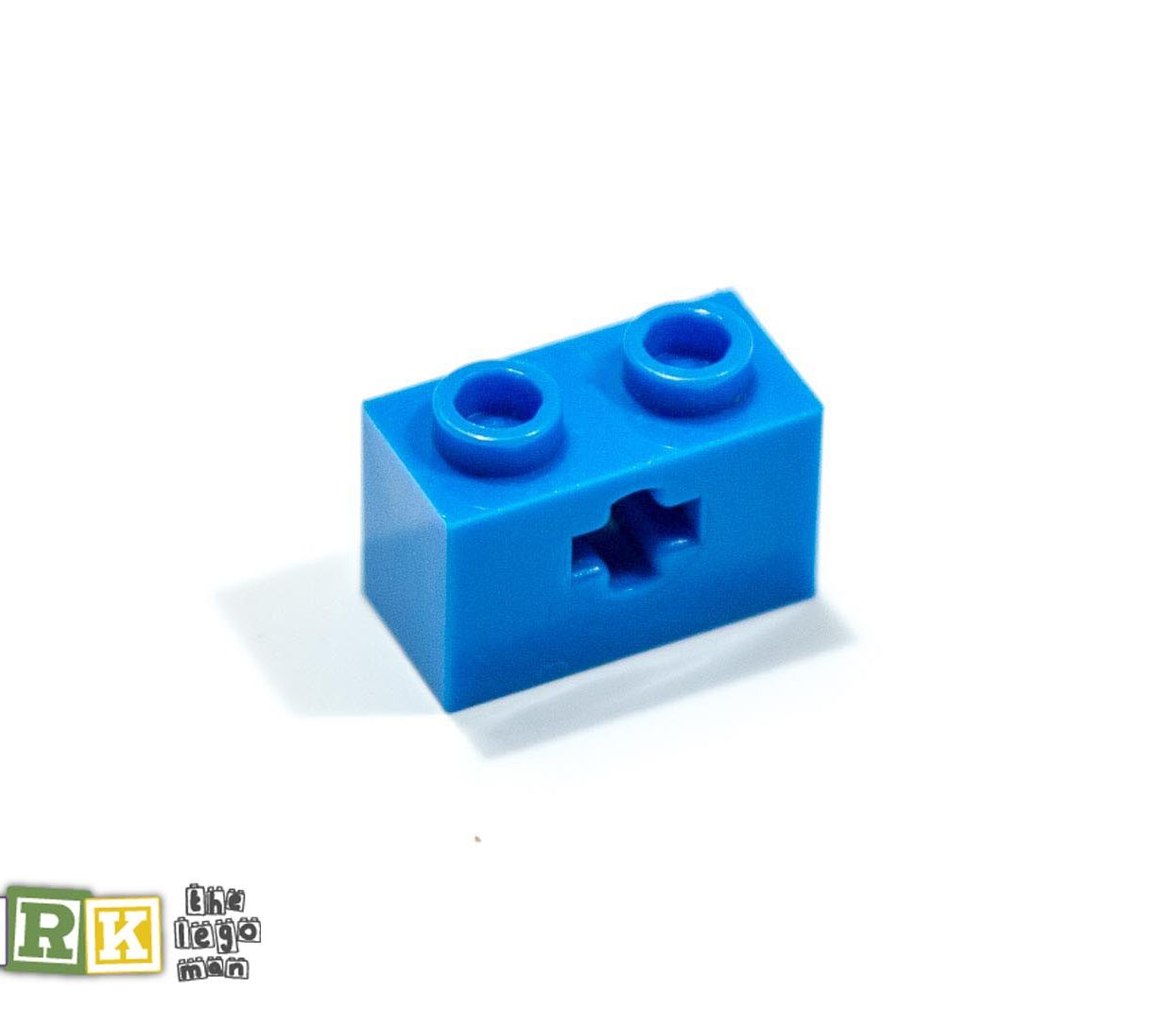 Lego 32064 1x2 Brick With Cross Hole 4233490