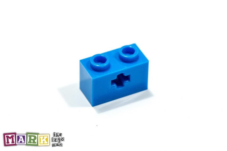 Lego 32064 1x2 Brick With Cross Hole 4233490