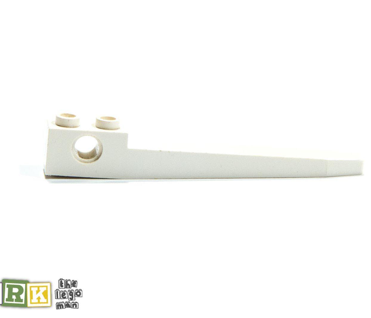 Lego 2823 2823 1x White Technic Fork