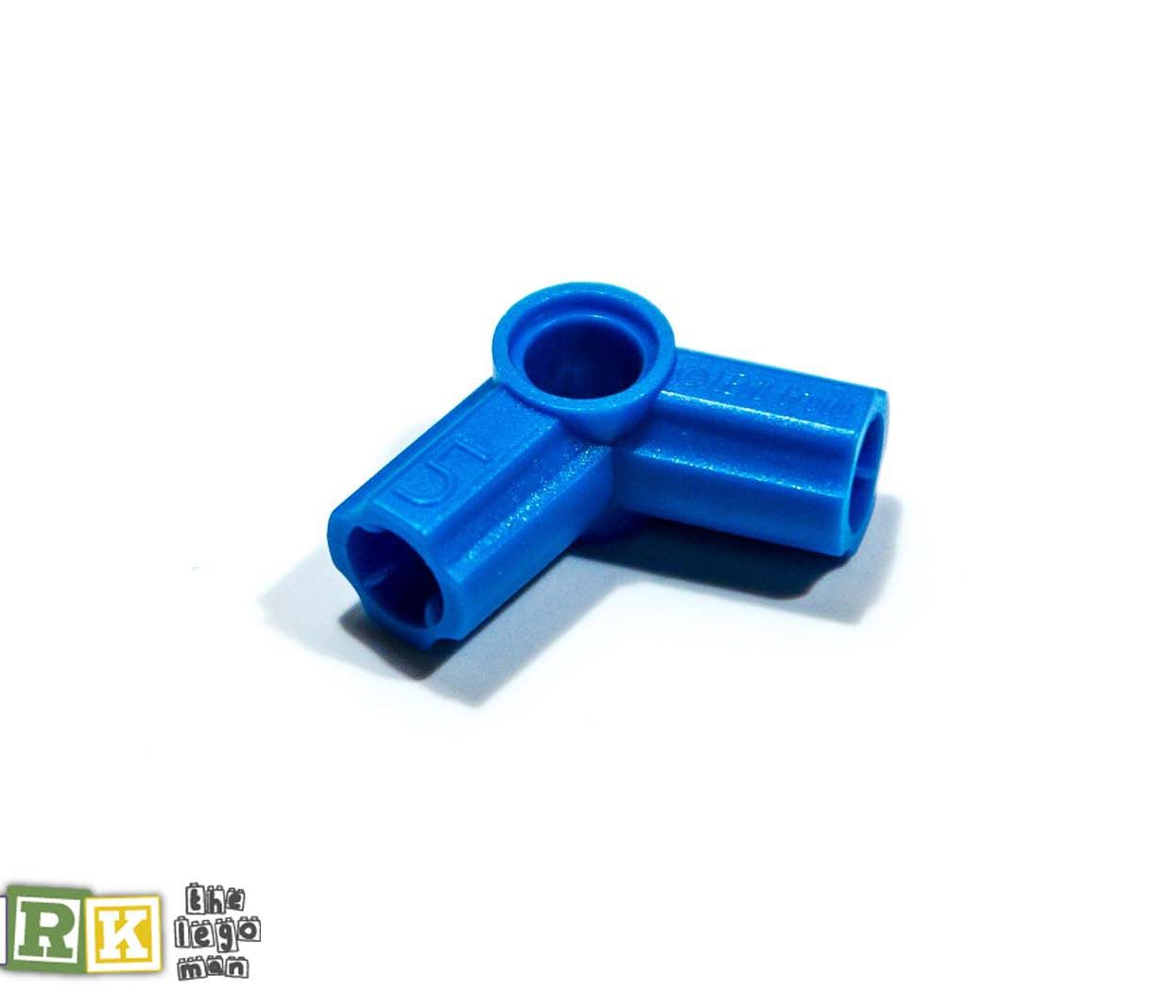 Lego 4185582 32015 1x Blue #5 112.5 Degree Angle Element
