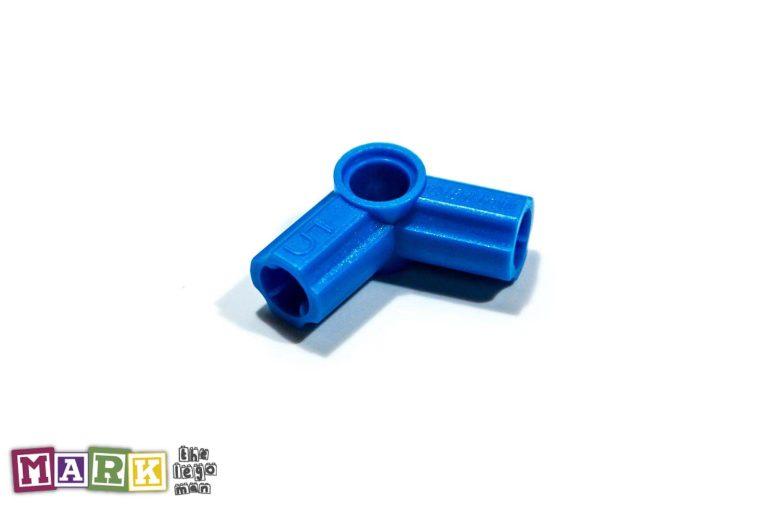Lego 4185582 32015 1x Blue #5 112.5 Degree Angle Element