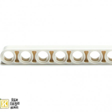 Lego 4495927 32524 1x White 7M Technic Beam