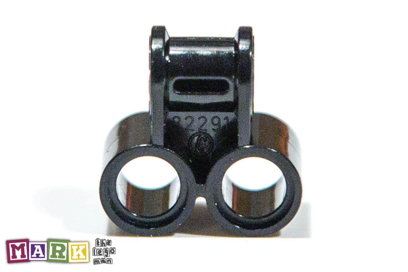 Lego 4140430 32291 1x Black 2x1 Technic Cross Block