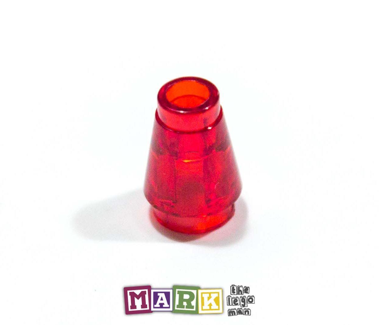 New Lego 64288 1x1 Nose Cone Small 4544720
