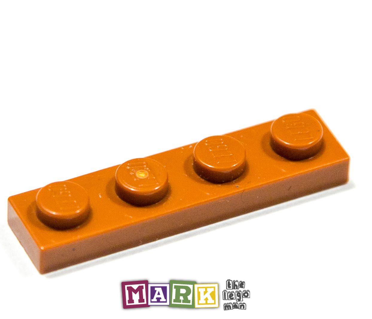 Lego 3710 1x4 RARE COLOUR Plate 4164448