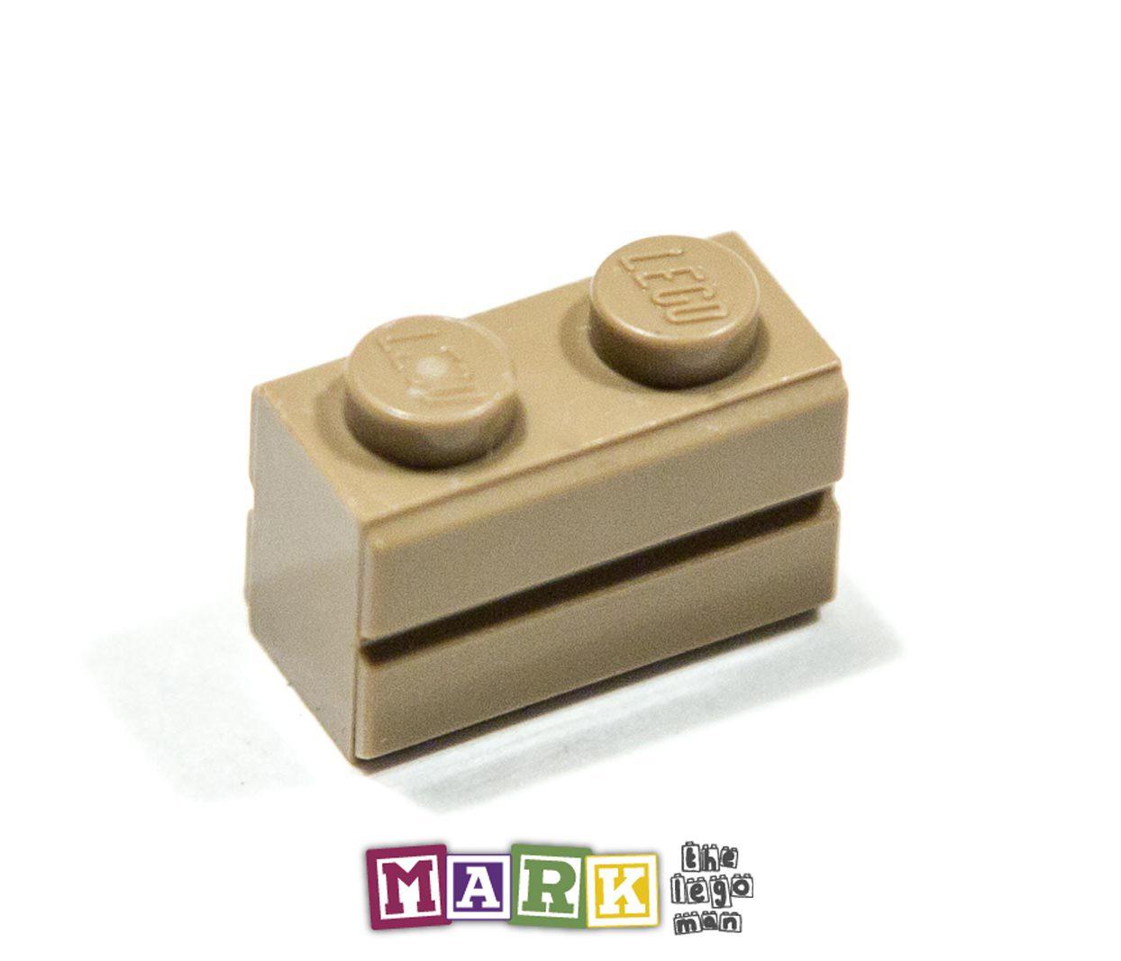 Lego 98283 1x2 Profile Brick Single Grove 4646577