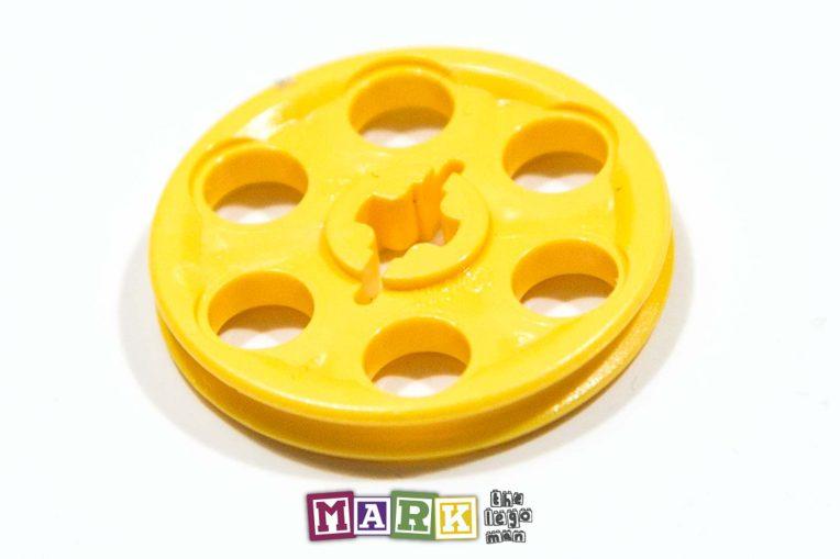 Lego 4185 Ø24 Wedge-Belt Wheel 4494224