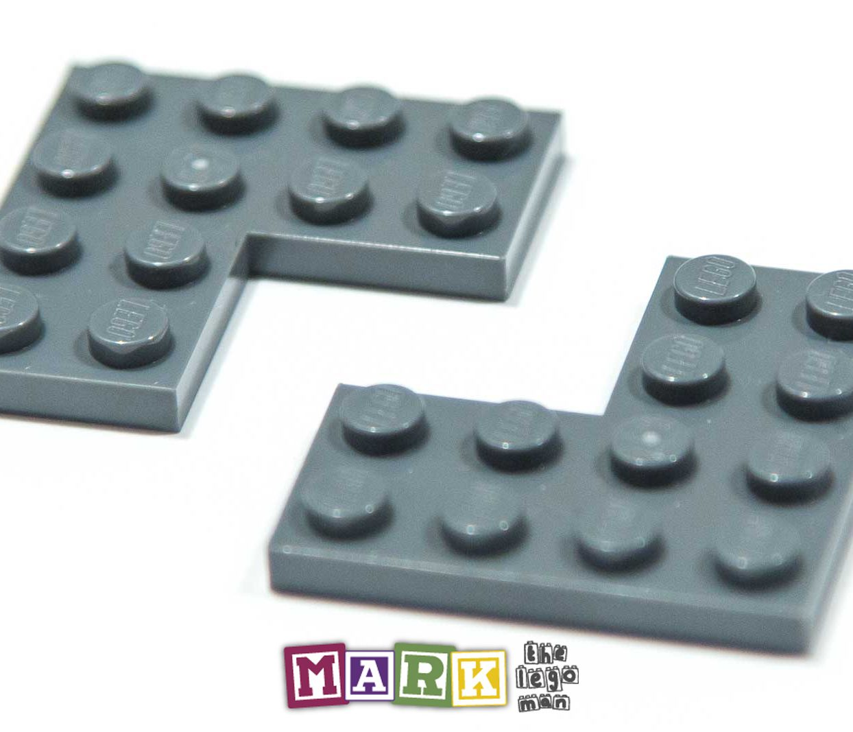 New Lego 2639 2x4x4 Corner Plate 4539429