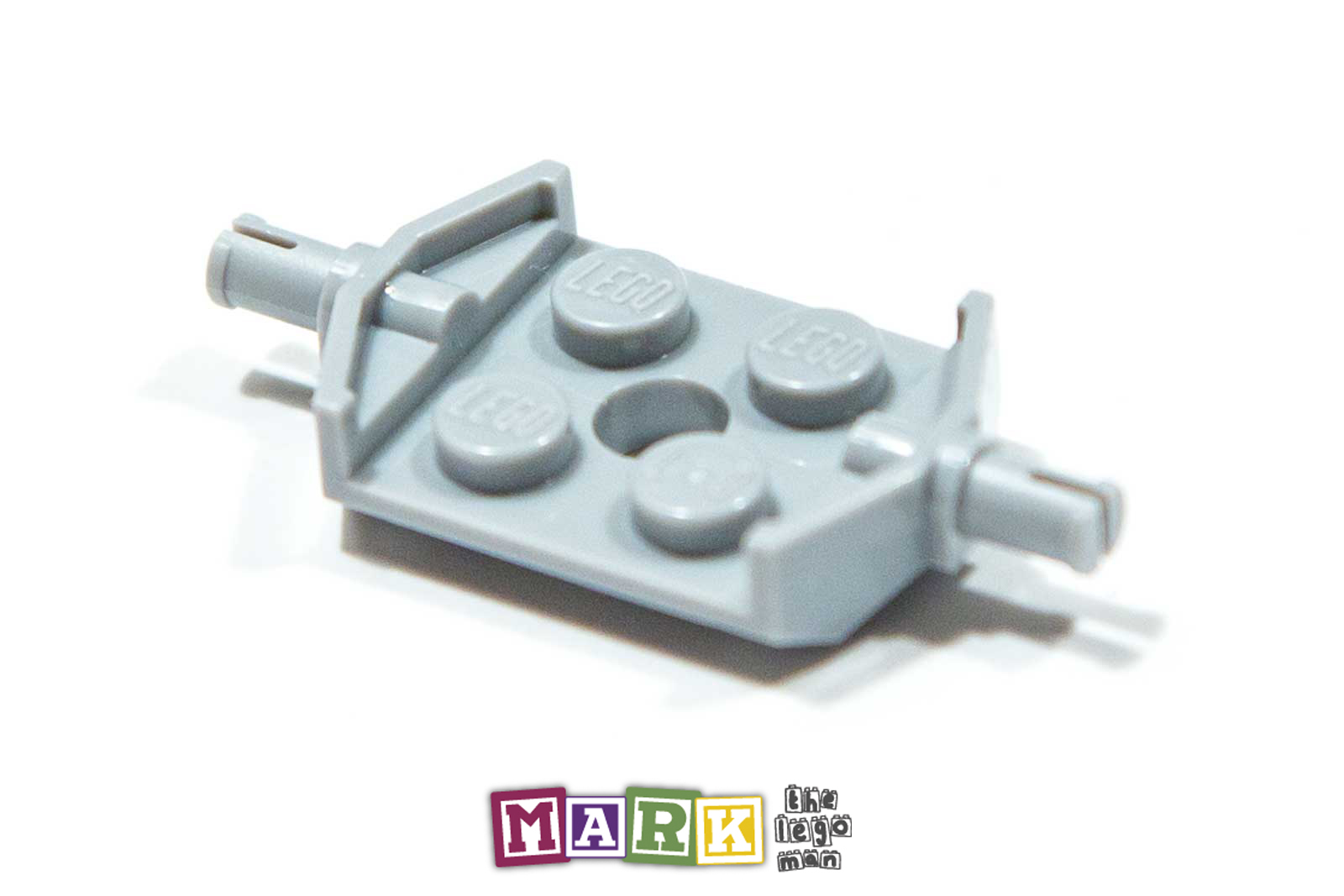 NEW LEGO Part Number 6157 in Med Stone Grey