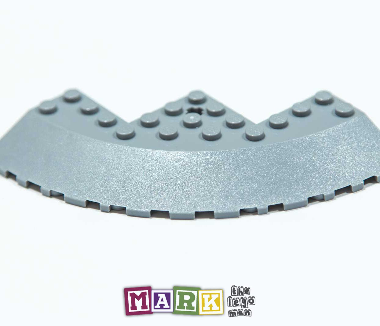 New Lego 58846 10x10 Circle 90D, Wry 18D 6063879