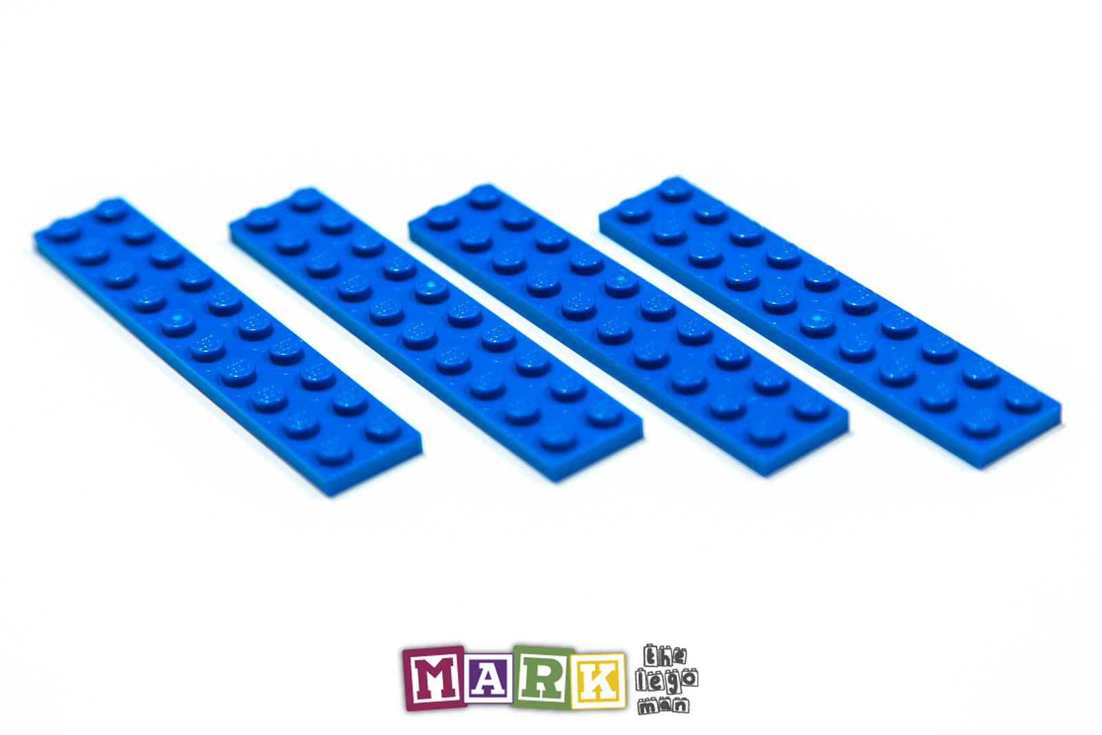 Pack of 4 New Lego 3832 2x10 Plate 383223