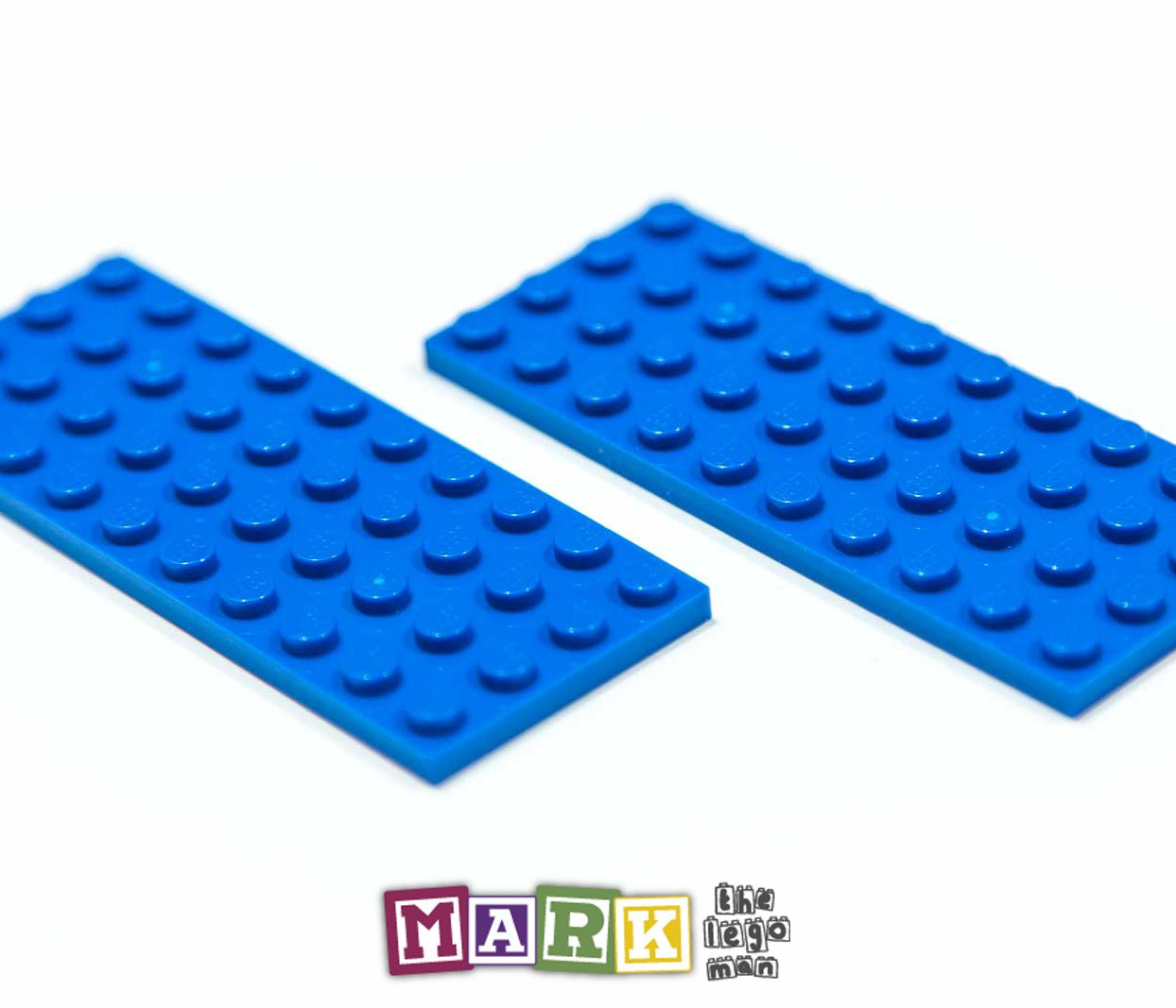 Pack of 2 New Lego 3030 4x10 Plate 303023