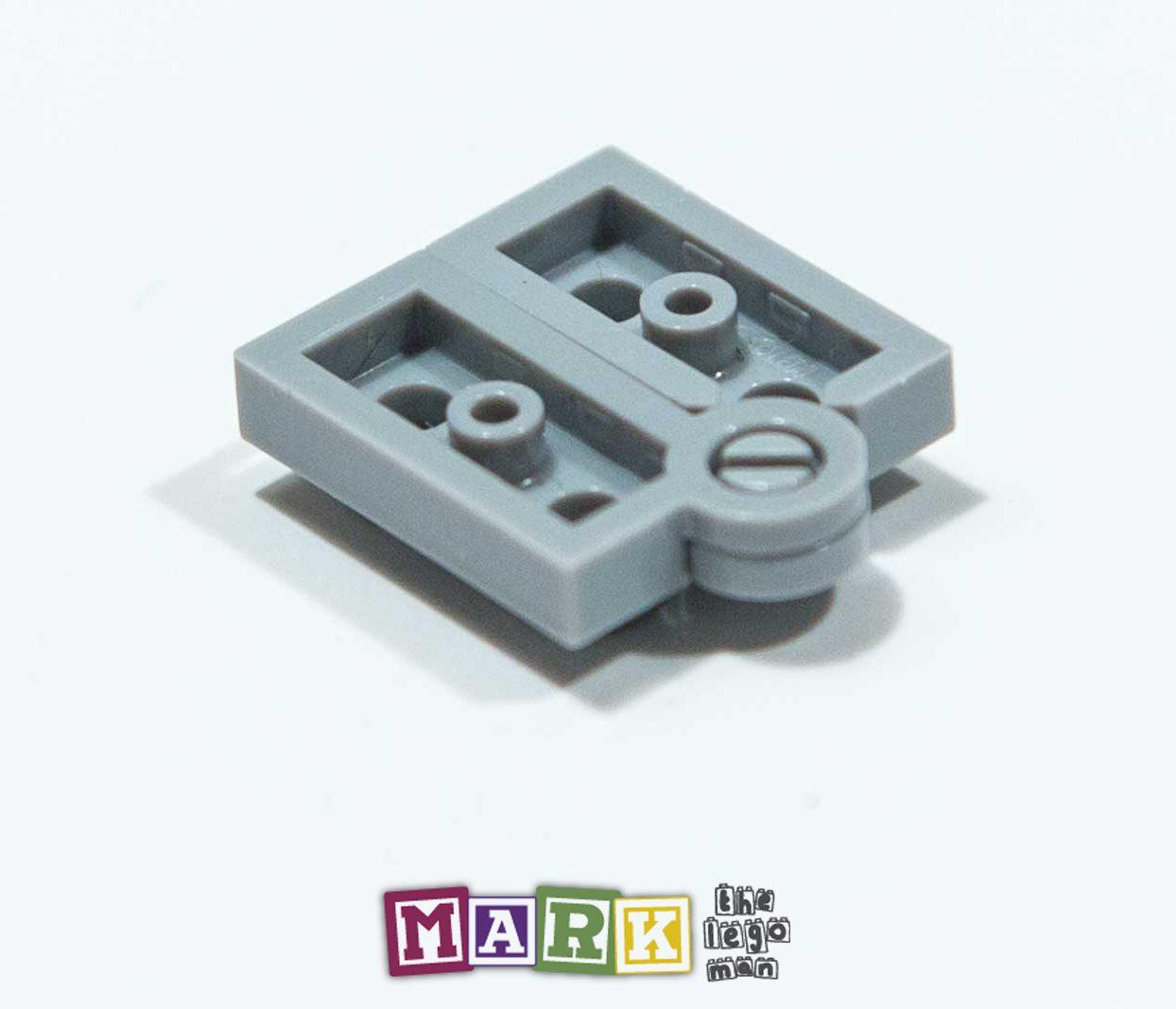 New Lego 19954 1x2 Hinge Plate 6102769