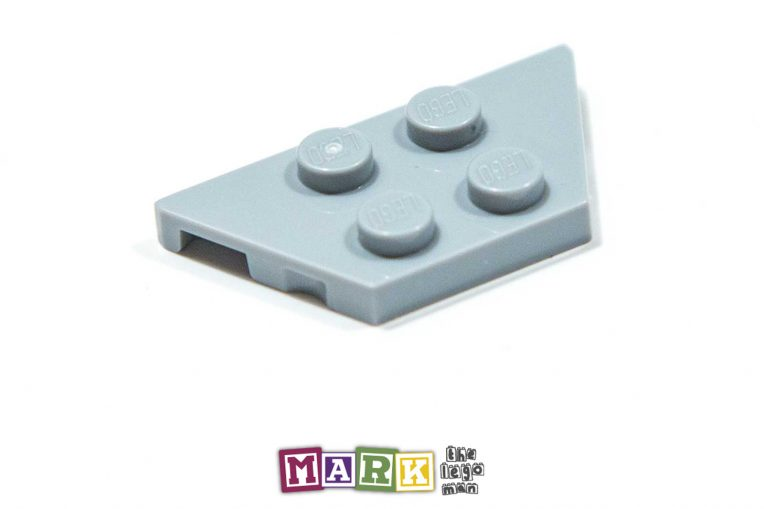 New Lego 51739 2x4x18° Plate 4507056