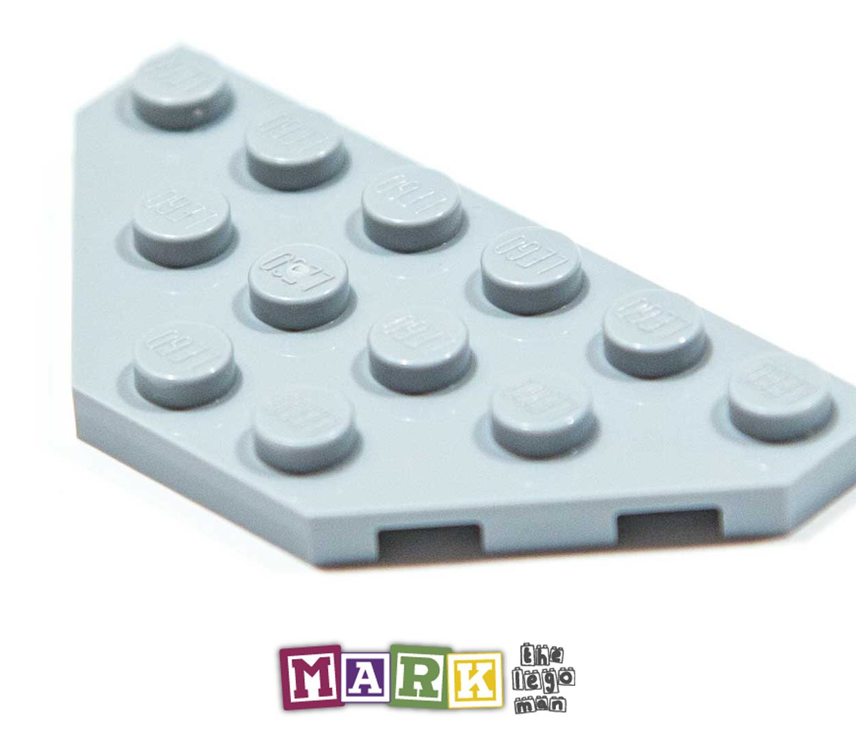 New Lego 2419 3x6 Corner Plate 4211352