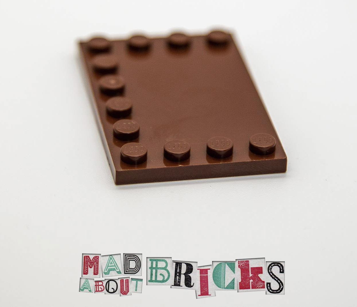 Lego 6180 4x6 Plate with 12 Knobs 6075218