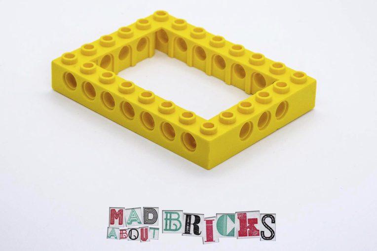Lego 32532 6x8, Ø4,85 Technic Brick with Holes 4162899