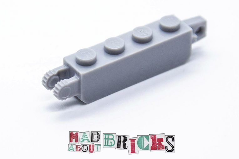 Lego 30387 1x4 Brick with Friction Stub Vertical Fork 4211695