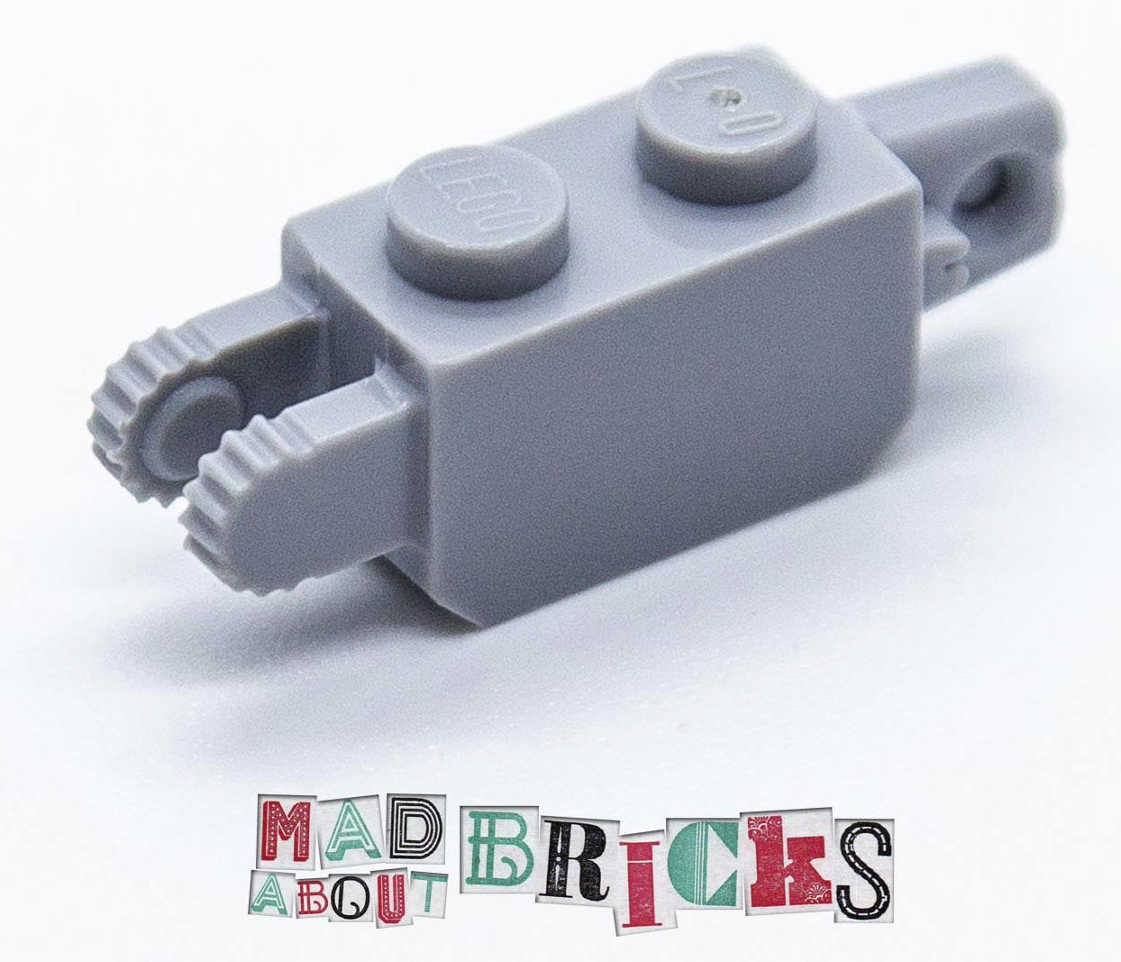 Lego 30386 1x2 Brick with Friction Stub Vertical Fork 4211667
