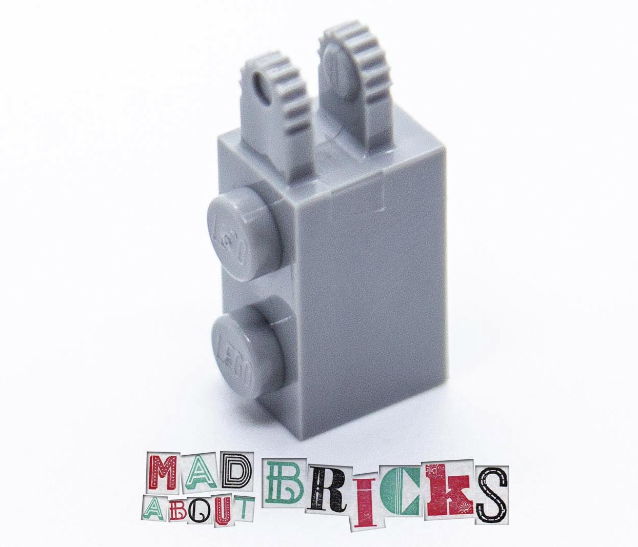 Lego 30540 1x2 Birkc with Friction Fork Horizontal end 4211678