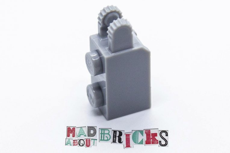 Lego 30365 1x2 Brick with Friction Fork Vertical End 4211694