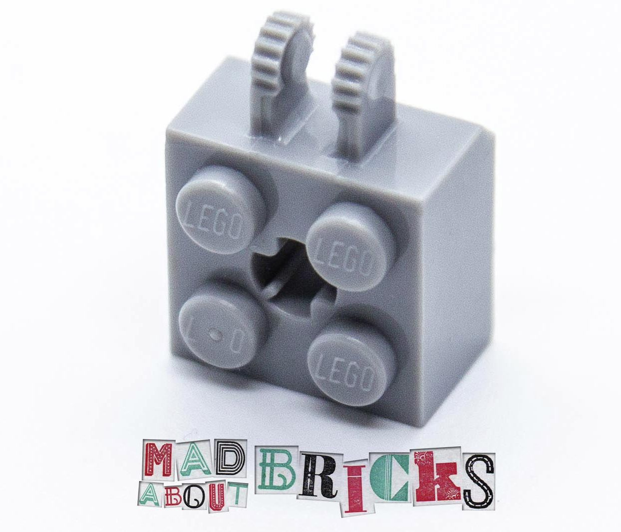 Lego 40902 2x2 Brick with friction fork vertical end 6093870