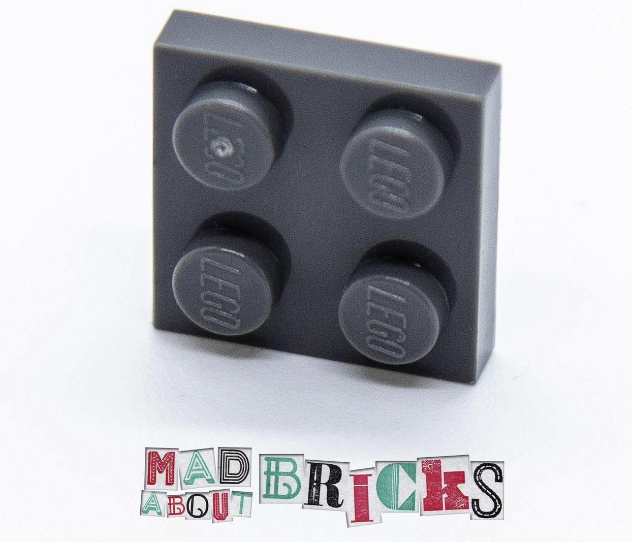 Lego 3022 2x2 Plate 4211094